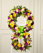 Eternity Standing Easel Wreath